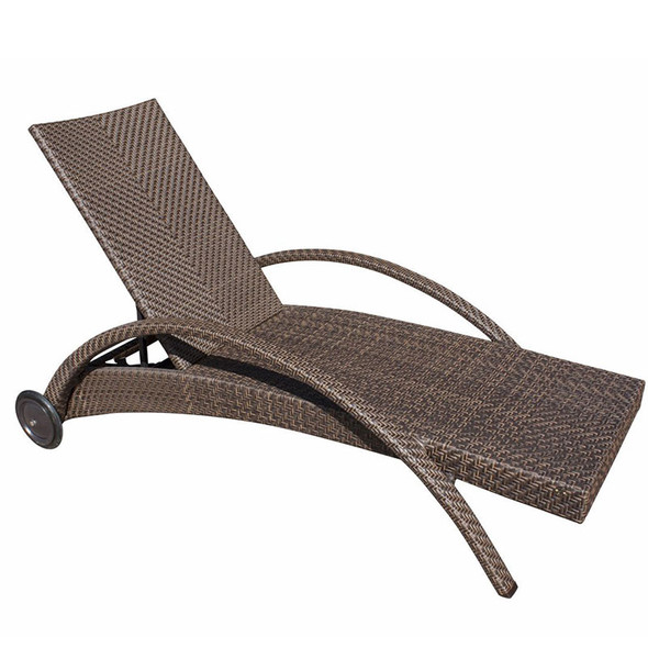 Soho Outdoor Chaise Lounge