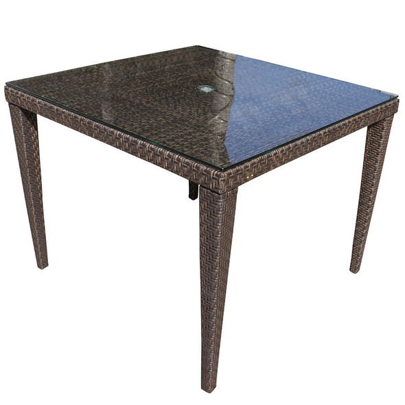 """Soho Outdoor Square 40"""" Dining Table"""