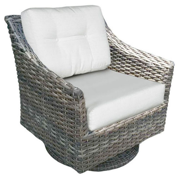 Edgewater Replacement Cushions for Outdoor Swivel Rocker
