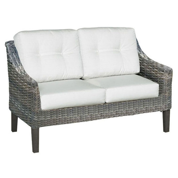 Edgewater Replacement Cushions for Outdoor Loveseat