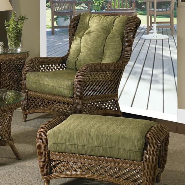 Summer Nites High Back Lounge Chair