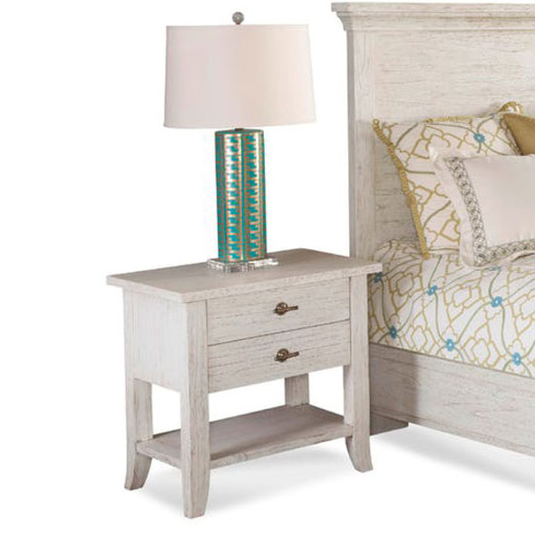 The Fairwind Nightstand is a beautiful addition to any bedroom