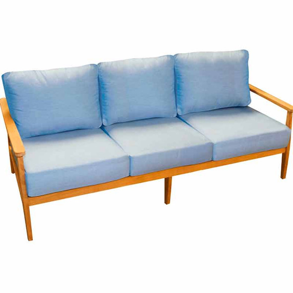 Replacement Cushions for Seaside Outdoor 3 seater Sofa