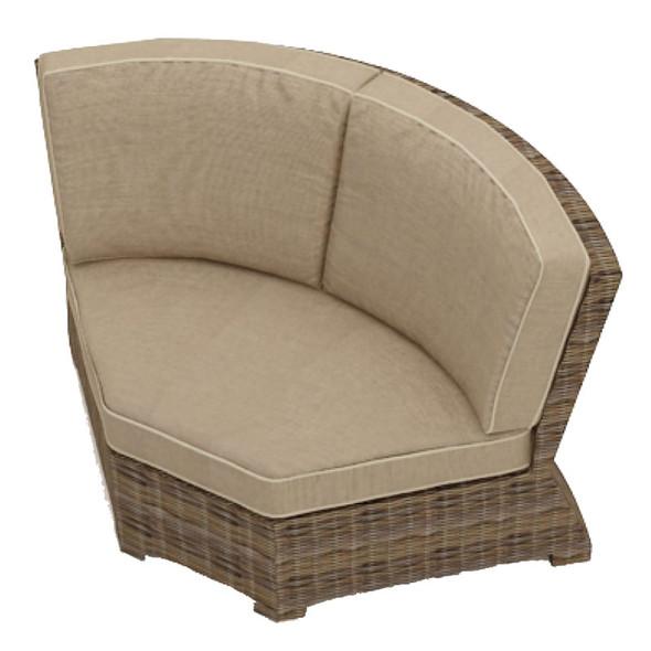 Bainbridge Outdoor Sectional 45 Degree Corner Chair