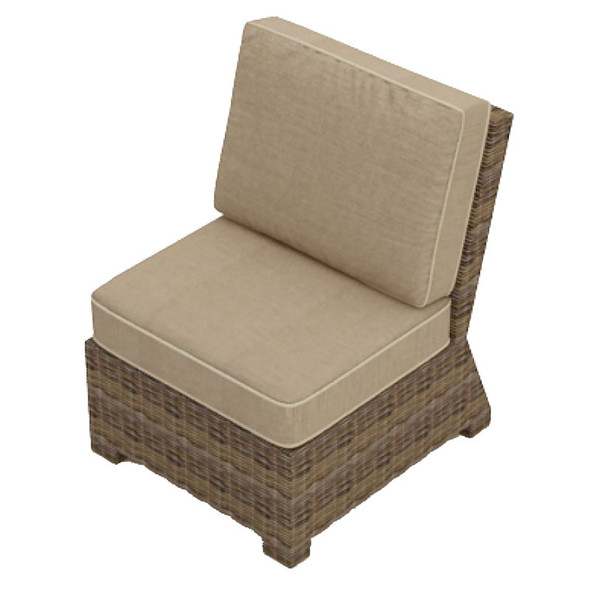 Bainbridge Outdoor Sectional Middle Chair