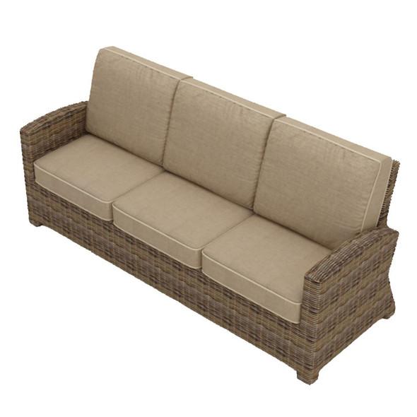 Bainbridge Outdoor 3 Seater Sofa