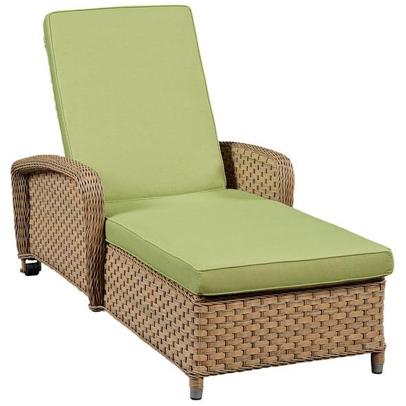 El Dorado Outdoor Chaise Lounge