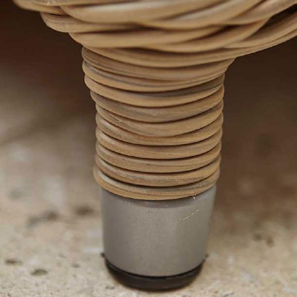 El Dorado Outdoor Coffee Table - close-up