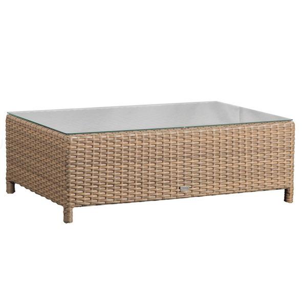 Lodge Outdoor Coffee Table