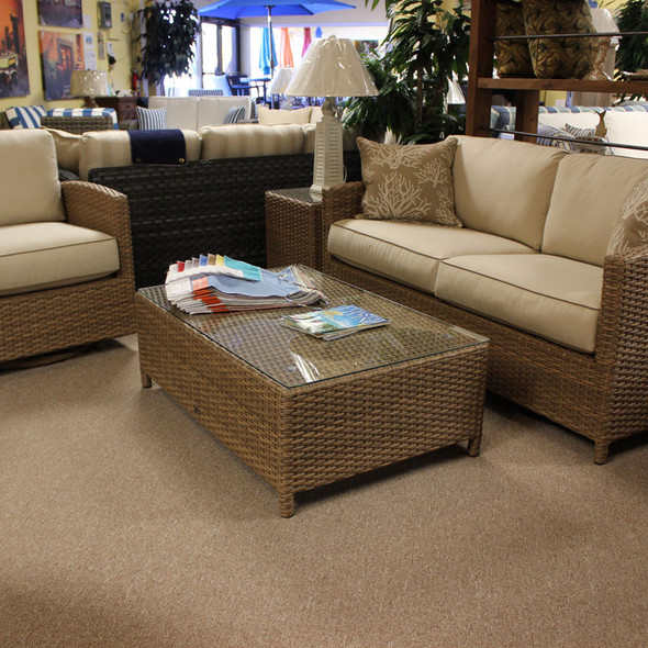 Lodge Outdoor Seating Collection
