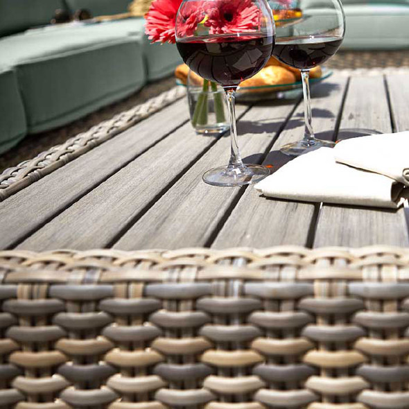 Close-up of Mambo Outdoor Coffee Table