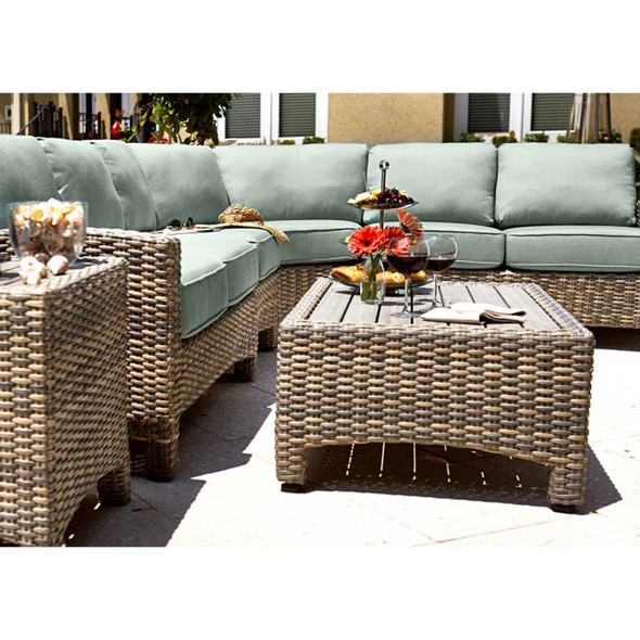 Mambo Outdoor 6 piece Sectional Set