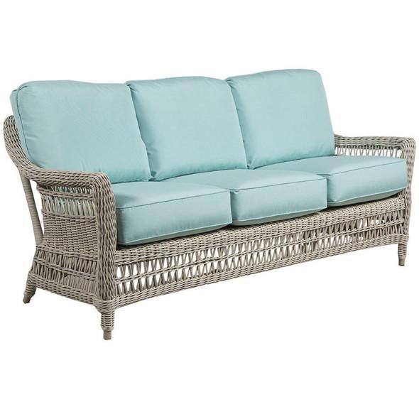 Paddock Outdoor Sofa - Canvas Glacier Fabric