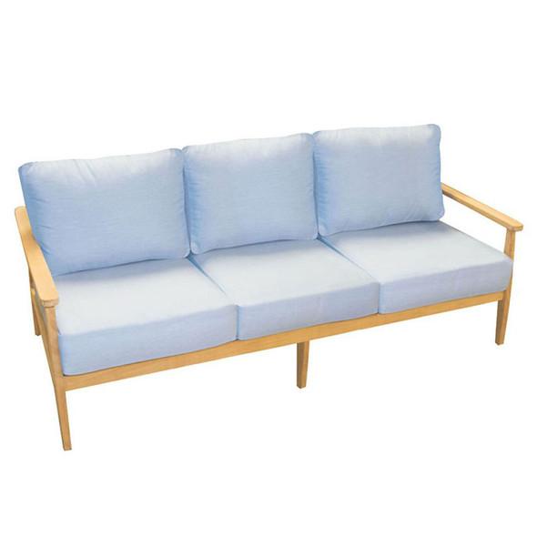Seaside Outdoor 3 Seater Sofa