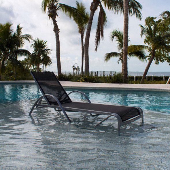 Ultra Outdoor Chaise Lounge