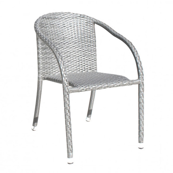 Athens Outdoor Stackable Armchair
