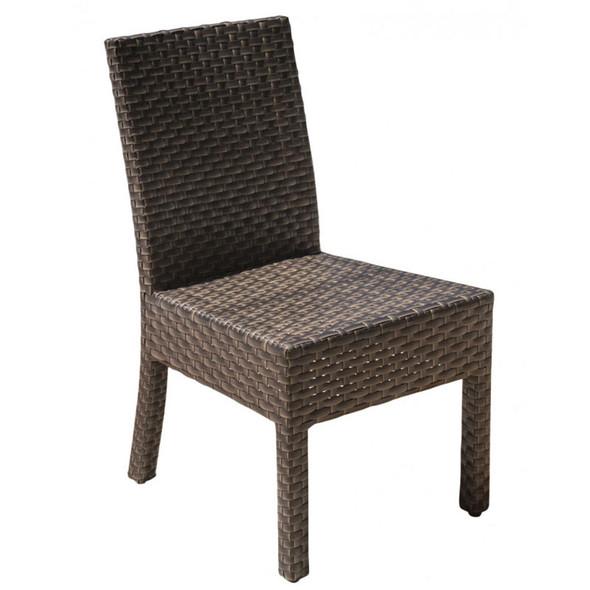 Fiji Outdoor Stackable Side Chair