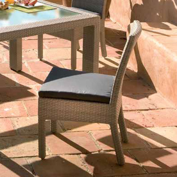 Rubix Outdoor Stackable Side Chair