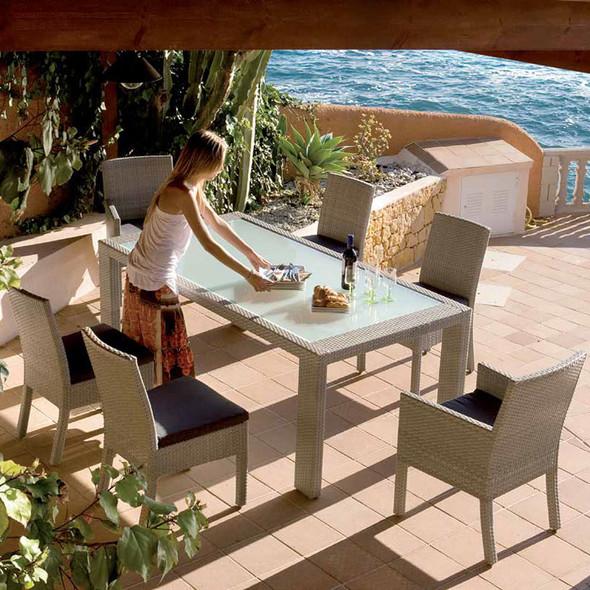 Rubix Outdoor Dining Set