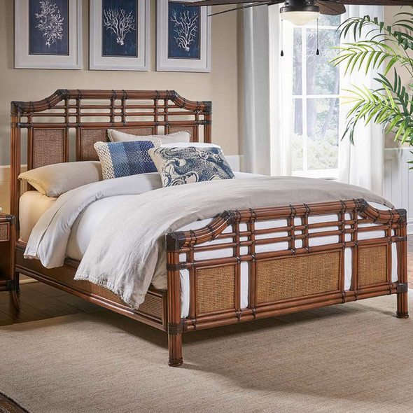 Palm Cove Complete Queen Bed