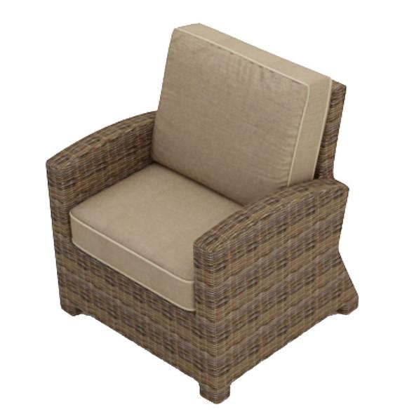 Bainbridge Outdoor club chair