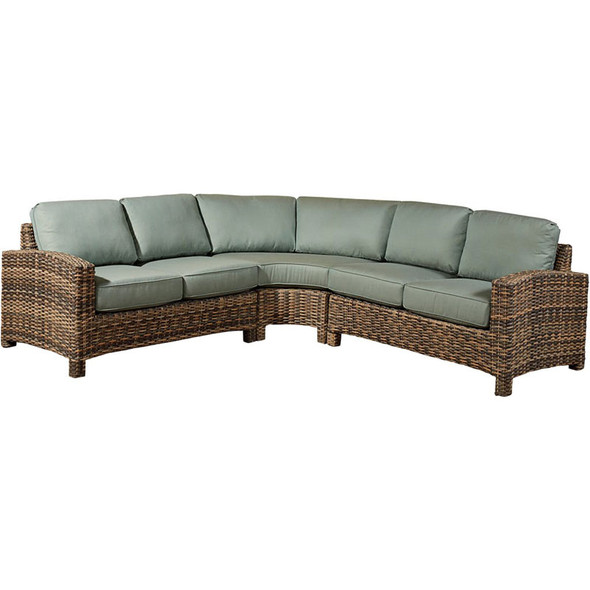 Mambo Outdoor 3 piece Sectional Set