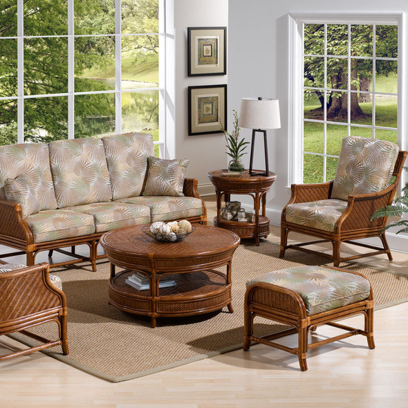 Edgewater seating set from Classic Rattan
