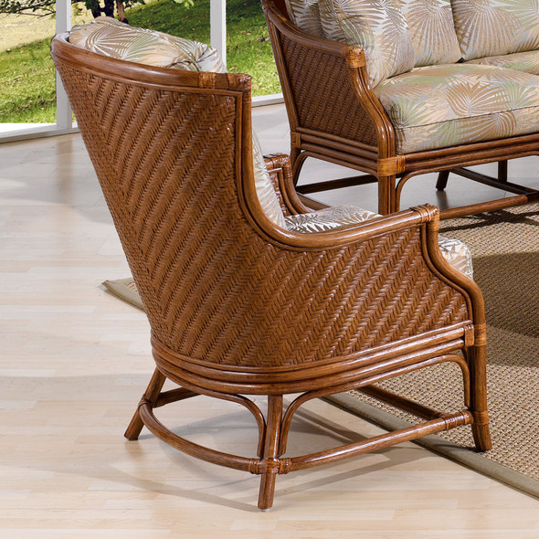 Edgewater CR Replacement Cushions for High Back Lounge Chair