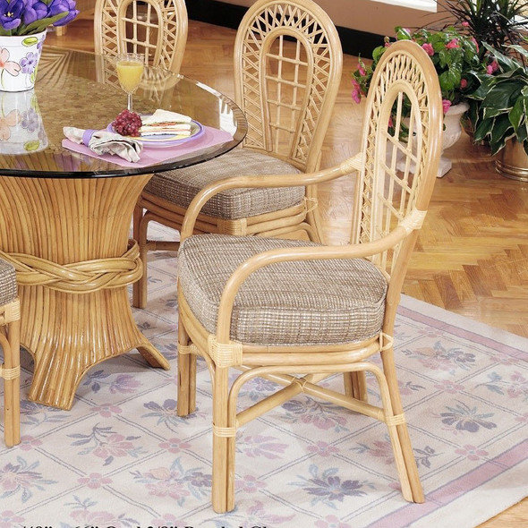 Caliente Dining Arm Chair