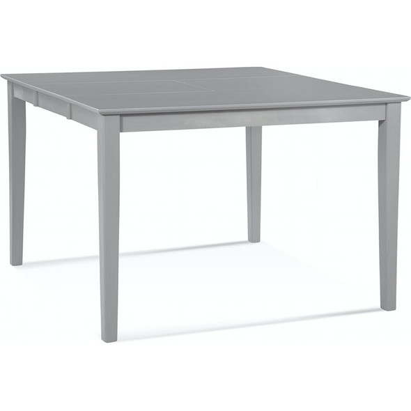 """Hues Extension Counter Table in Greystone finish - 54"""" x 54"""""""