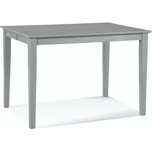 """Hues Extension Counter Table in Greystone finish - 36"""" x 54"""""""