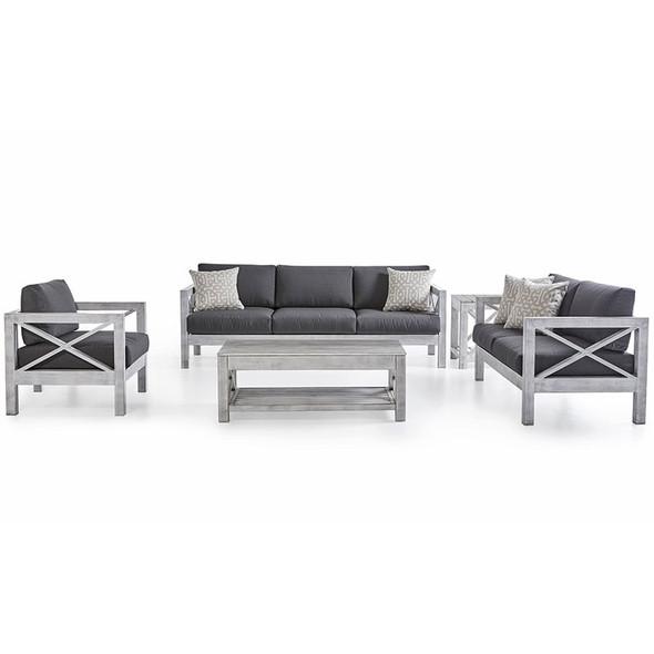 Farlowe Outdoor 5  piece Seating Set