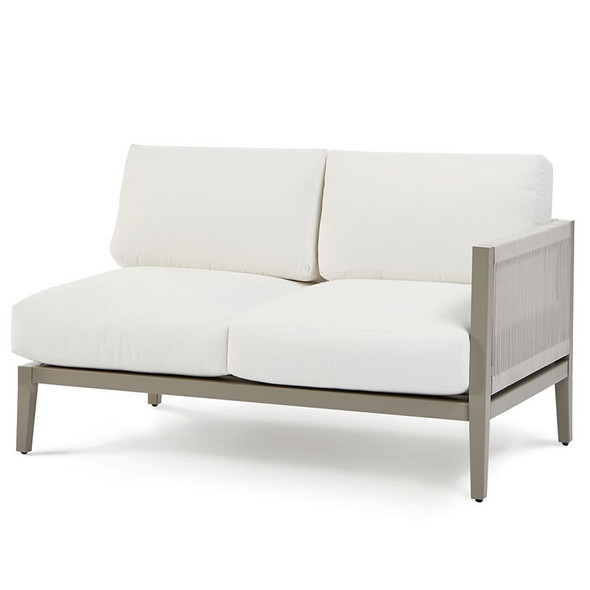 Nicole Outdoor Sectional RSF Loveseat