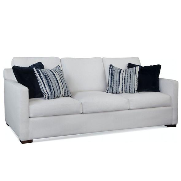 Bel-Air Estate Sofa in fabric '0865-91 B' and Java finish
