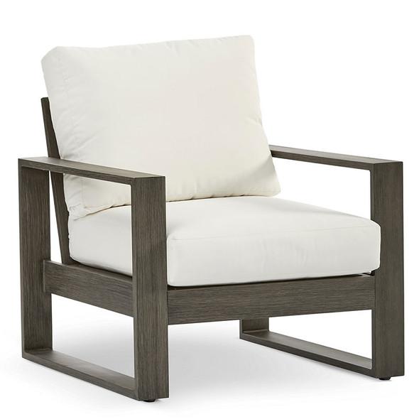 Ryan Outdoor Chair in the gray-brown Nimbus finish