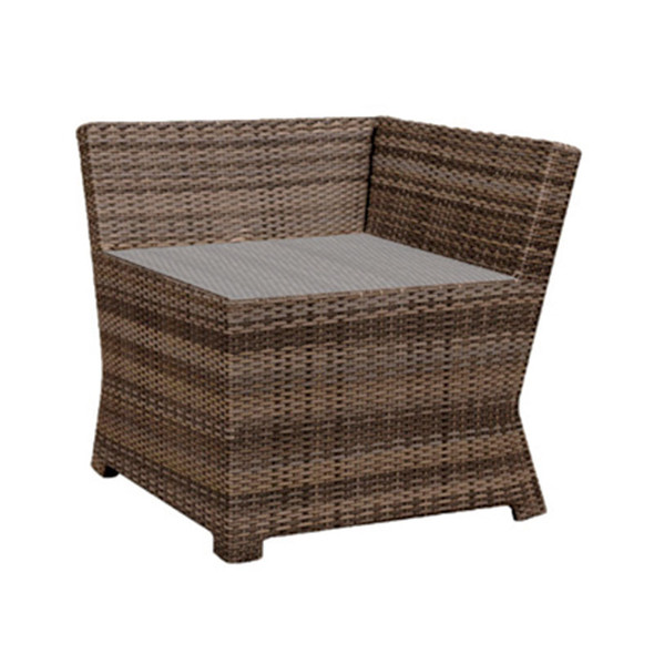 Lakeside Outdoor Corner End Table