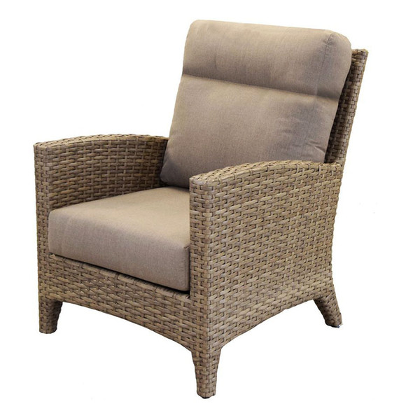 Grand Stafford Outdoor Lounge Chair