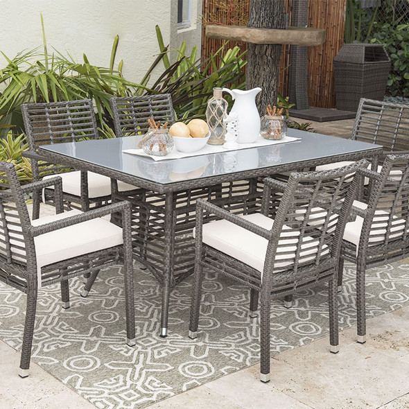 Graphite Outdoor Dining Collection