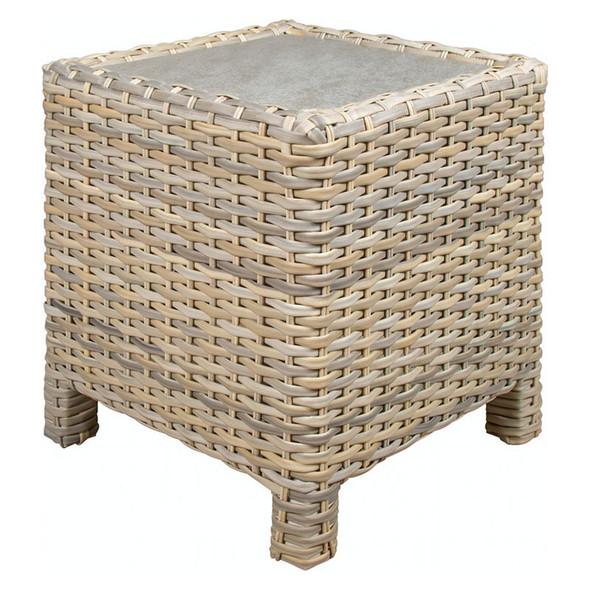 Islamorada Outdoor Lamp Table