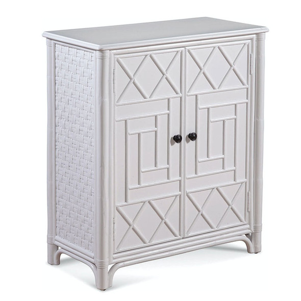 Marion Door Chest in Cottage White finish