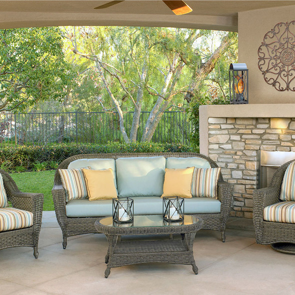 Georgetown Outdoor Seating Collection