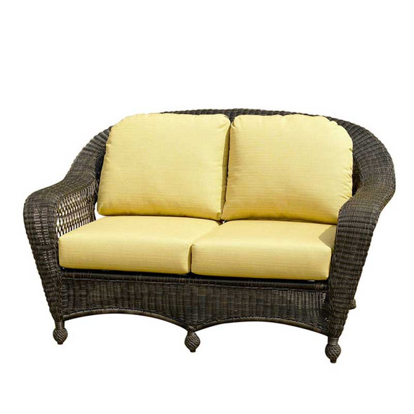 Replacement Cushions for Charleston Outdoor Loveseat