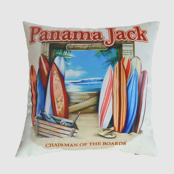 """Chairman of the Boards 18"""" Throw Pillow"""