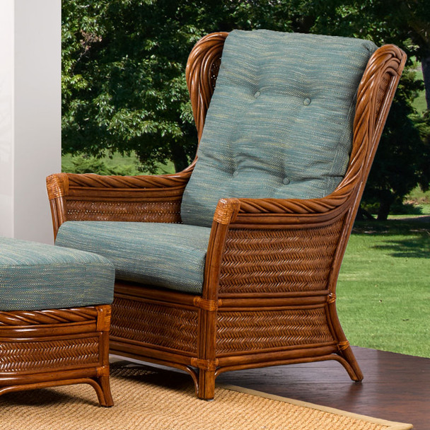 South Shore High Back Lounge Chair