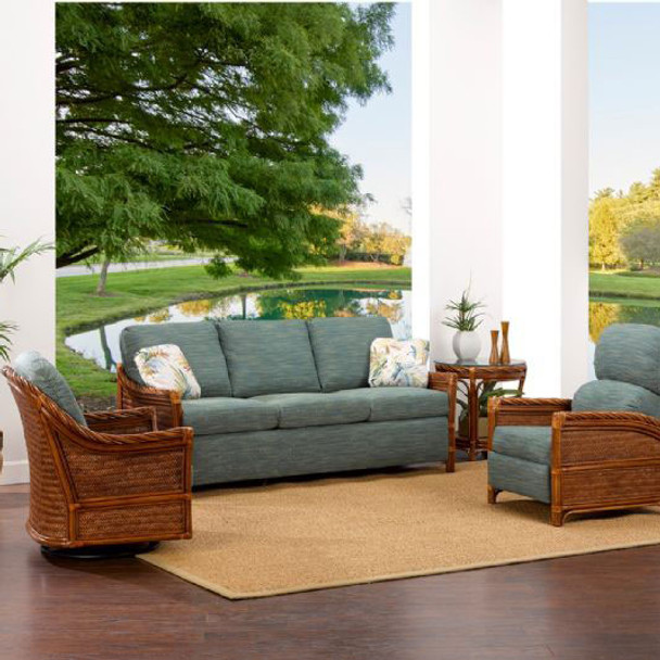 South Shore 4 piece Seating Set