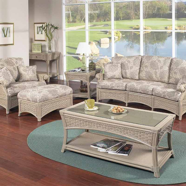 Riviera 6 piece Seating Set