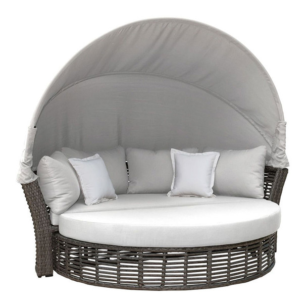Graphite Outdoor Canopy Daybed