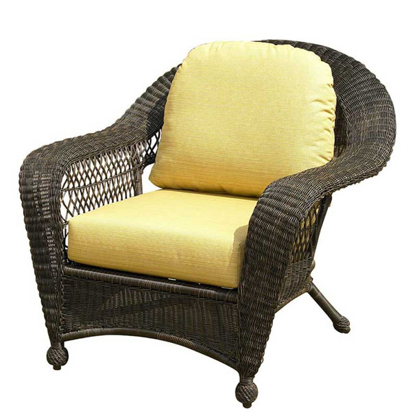 Replacement Cushions for Charleston Outdoor Lounge Chair