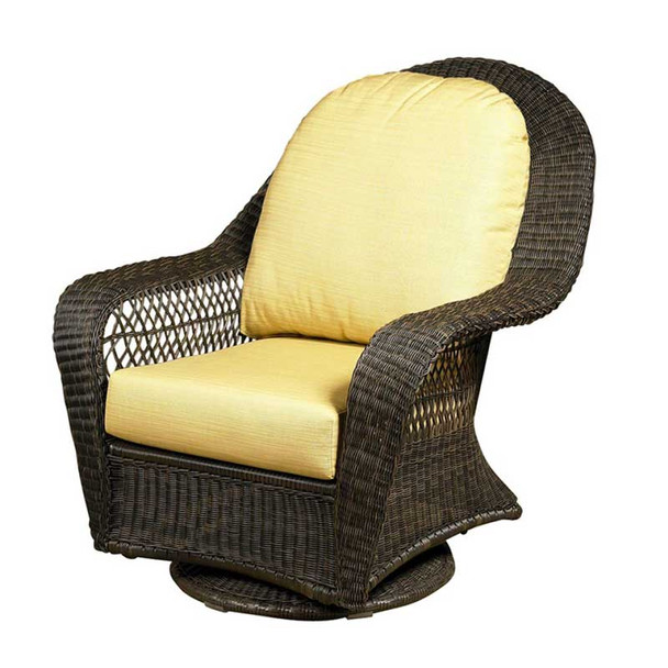 Replacement Cushions for Charleston Outdoor Swivel Glider