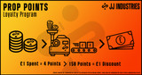 Prop Points: A New Loyalty System